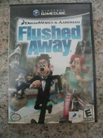 Flushed Away (Nintendo GameCube, 2006) Video Game Dreamworks