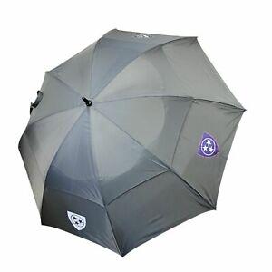 """Sun Mountain 68"""" Manual Golf Umbrella Grey"""