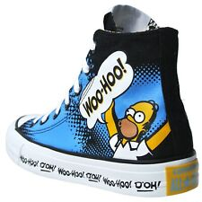 Converse THE SIMPSONS EU 36,5 US 4 Chucks Chuck Taylor All Star Grau 141392 Bart