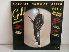 Compil Special summer disco Vol 3 CELENTANO / AMANDA LEAR / GOLD .. 913289