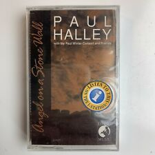 Paul Halley Angel on A Stone Wall (Cassette) New Sealed