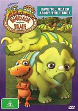 Jim Henson's Dinosaur Train - Have You Heard About The Herd? (DVD, 2011) R4 DVD
