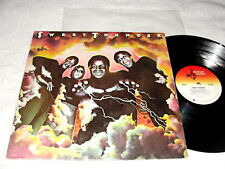 Sweet Thunder - Self-Titled S/T, 1978 Jazz LP, VG++!, Original Fantasy/WMOT