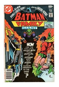 BATMAN FAMILY GIANT 15 (9.0) KILLER MOTH (SHIPS FREE) *