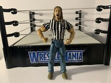 WWE Edge Referee Wrestling Figure Jakks 2001 Rare WWF WCW