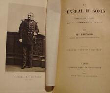 BAUNARD Mgr - LE GENERAL DE SONIS - 1893