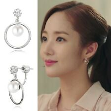 STONE HENGE K1146 EARRINGS Whats wrong with secretary kim Korea Drama ya Arafeel