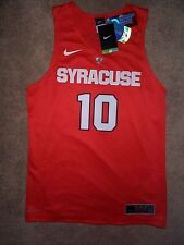 ($120) NIKE Syracuse Orange STITCHED/SEWN Jersey Adult MEN/MEN'S/MENS (s-small)