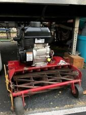 Mclane 20 Inch Gas Reel Mower 5 2600rpm Self Propelled Golf Greens Lawnmower