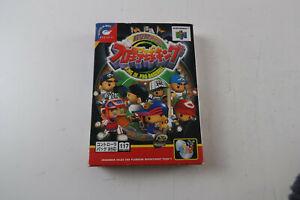 King Of Pro Basketball - Nintendo 64 (N64) NTSC Japan Import