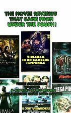 The Movie Reviews That Came from under the Couch! : Pidde Andersson Watches...