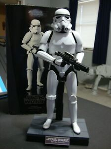 Sideshow Star Wars Stormtrooper ANH 1/6 Scale Action Figure