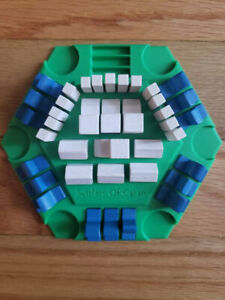 Settlers of Catan Piece holders, Seafarers, Cities & Knights, 3D printed
