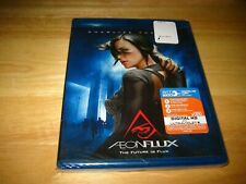 Aeon Flux (Blu-ray) Brand New Sealed