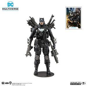 "Batman The Grim Knight - Dark Nights: Metal 7"" Inch Action Figure - McFarlane"