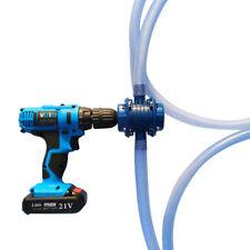 Micro Electric Drill Water Pump Self-priming DC Portable Centrifugal Pump New