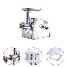 Luxury Stainless Steel 2800W Electric Meat Grinder Mincer Sausage Stuffer New w/