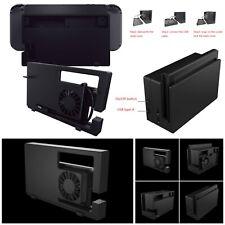 USB Lüfter Kühler Cooler Cooling Fan Dockstation Für Nintendo Switch NS Console
