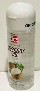 FANTASIA IC HAIR POLISHER COCONUT OIL MOISTURIZES+CONDITIONS SHINES