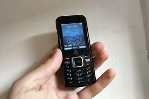 ZTE F102 - Black (Three) 3G Mobile phone simple basic elders classic old tough