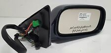 New OEM ARABIC Mirror Fits 2000-2005 Cadillac Deville Blue Metallic Passenger