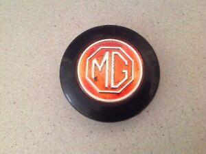 MG Steering Wheel Centre Original