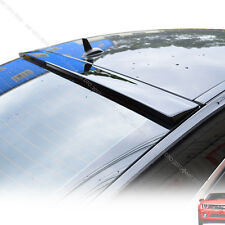 Painted Mercedes Benz C204 C250 C350 OE Style Rear Roof Spoiler black 040 §