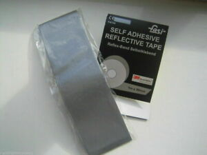Fasi High Visibility Hi Vis Cycle / Bike Reflective Safety Self Adhesive tape