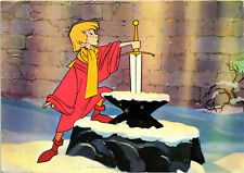 Walt Disney - The Sword in the Stone - La Spada nella Roccia - D366