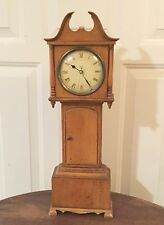 Vintage miniature grandfather clock. High quality by Trend Clocks. Electric, 21""