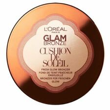 Loreal Glam Bronze Cushion De Soleil Fresh Glow Bronzer Sealed