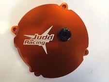 KTM 50 Billet Clutch Cover with Adjustment
