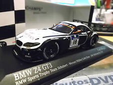 BMW Z4 GT3 24h Nürburgring 2014 #19 Schubert Werner Müller Luhr Minichamps 1:43
