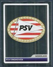 PANINI UEFA CHAMPIONS LEAGUE 2006-07- #192-PSV EINDHOVEN-TEAM BADGE-SILVER FOIL
