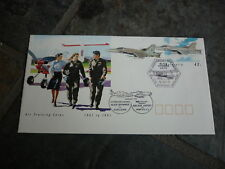 1991 70th ANNIV OF 1st AIRMAIL COVER, CARRIED ON PLANE & HELICOPTER