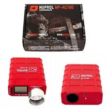 Nuprol NP AC100 AIRSOFT Chronograph Chrono Check FPS, RPM & Energy