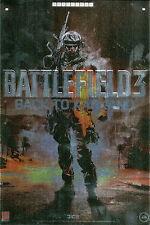 Plaque en métal Collector Battlefield 3 Back to Karkand