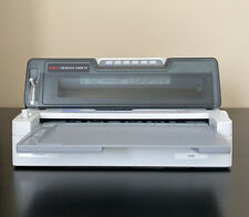 OKI MICROLINE 6300F-SC Workgroup Dot Matrix Printer WITHOUT POWER CORD