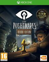 Little Nightmares Deluxe Edition Xbox One **FREE UK POSTAGE!!**