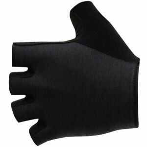 Classe Summer Cycling Gloves by Santini - in Grey - Size S -  Made in Italy