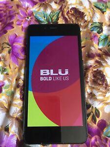 BLU Vivo Air LTE Slim  - Black (Unlocked) Smartphone