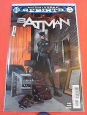 BATMAN DC Universe REBIRTH #10 - variant cvr (2016) - bagged & boarded..!