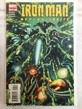 Iron Man - Hypervelocity #4 Comic Book Marvel 2007