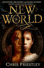 New World, Priestley, Chris, New Book