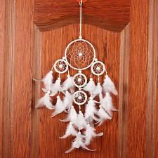 Newest Fashion Originality Big White Dreamcatcher Wind Chimes Indian Style