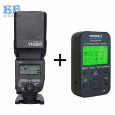 Yongnuo YN685 Speedlite Kit TTL HSS + YN-622N Wireless Flash Trigger for Nikon