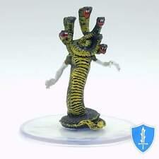 Yuan-Ti Anathema - Fangs and Talons #31 D&D Icons Huge Miniature