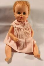 1964 Vintage 9� Amer. Char. Vinyl, Open & Close Eyes Baby Doll