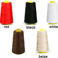 Sewing Thread 6000 Yards (Each) Serger Cone Thread All Purpose Sewing Threads