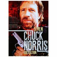 Chuck Norris Collection - 5 Movies (DVD,2013)